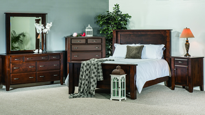 Amish Bedroom Furniture | Uncompromising Quality | Bedroom ...