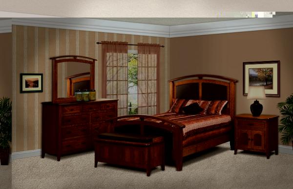 Amish Bedroom Furniture | Amish Furniture | Steven\'s Point ...