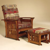 Amish Recliners and Rocking Chairs 2