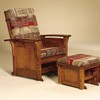 Amish Recliners and Rocking Chairs 3
