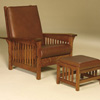 Amish Recliners and Rocking Chairs 11