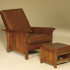 Amish Recliners and Rocking Chairs 12