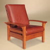 Amish Recliners and Rocking Chairs 13