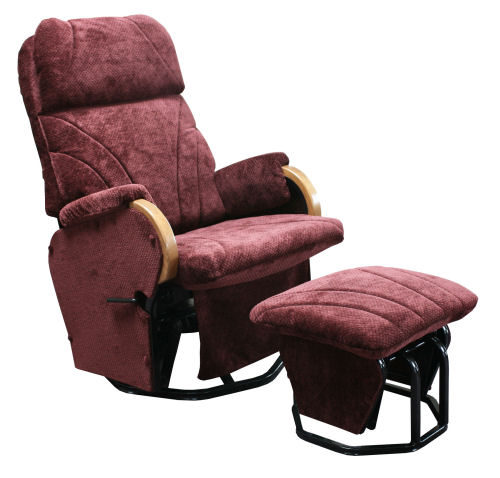 Bon Amish Recliners And Rocking Chairs 26. 26. Amish Glider