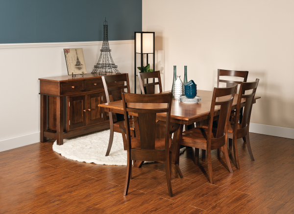 Amish Dining Room Furniture Amish Table And Chairs