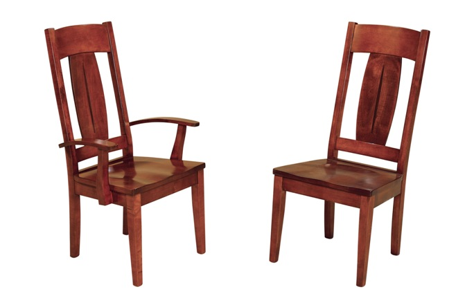 Amish Dining Chair 39