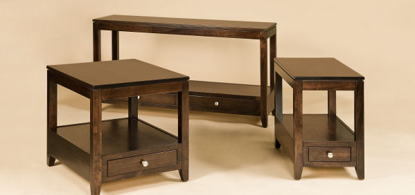 Amish Living Room Tables 4. 4. Camden Collection